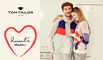 Romantic Season с TOM TAILOR