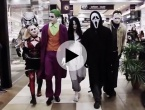 Видео Halloween Party
