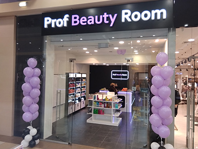 Магазин Prof Beauty Room в Москве